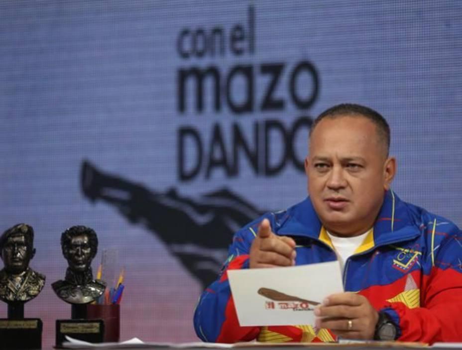 Hay más material del supuesto vínculo de Guaidó con Los Rastrojos — Cabello