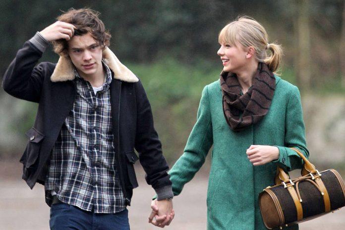 Resultado de imagen de harry Styles Taylor Swift
