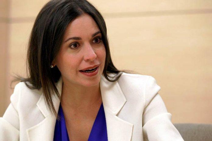María Corina Machado, coordinadora nacional de vente Venezuela aseguró que hay coordinación entre el régimen de Nicolás Maduro y las FARC