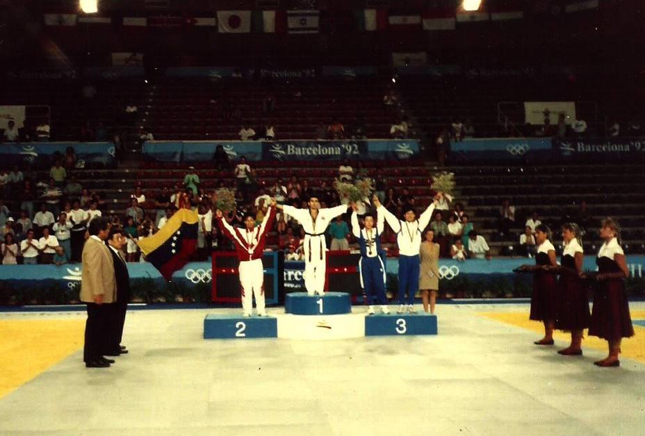 COI reconoce medallas olímpicas venezolanas de Barcelona 1992