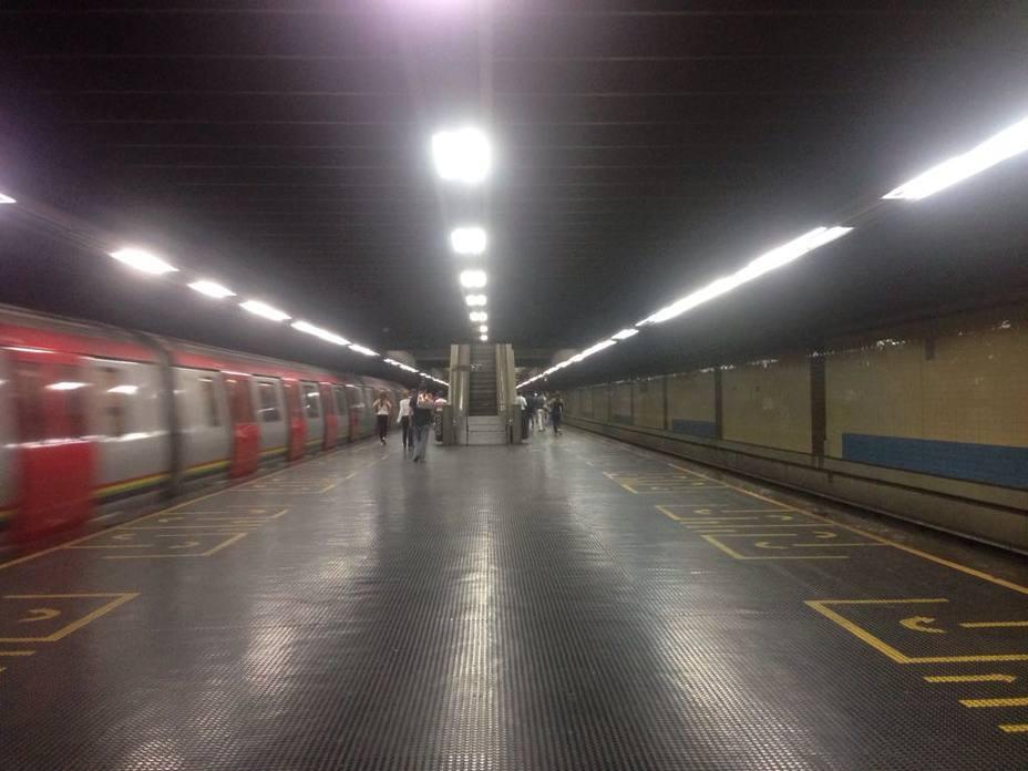 Lineas del metro operativas