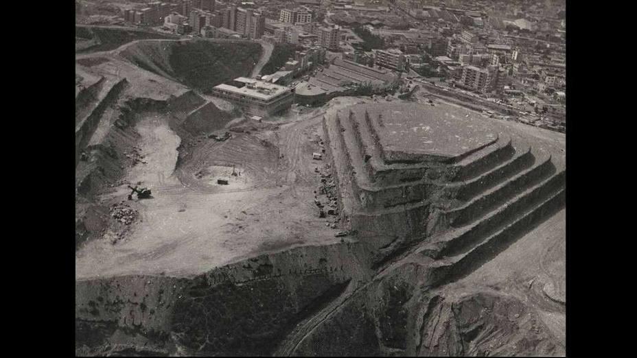 El Helicoide de la Roca Tarpeya: 1955-2017