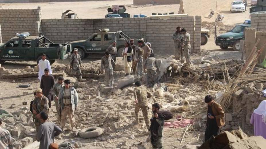Atentado durante boda en Afganistán deja 63 muertos