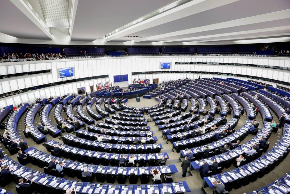 Con una amplia mayoría, la Eurocámara confirmó el acuerdo de Brexit