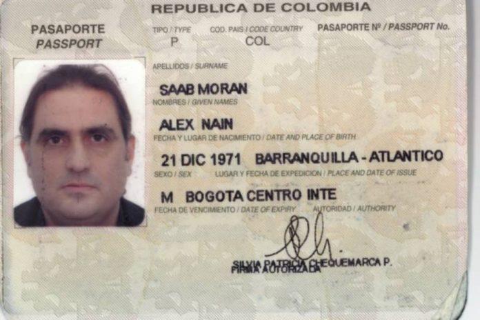 Fiscalía colombiana expropiará inmuebles de Alex Saab