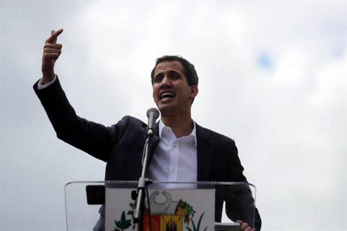 Guaidó: Avanzamos en la DEA para la lucha contra el narcotráfico en Venezuela