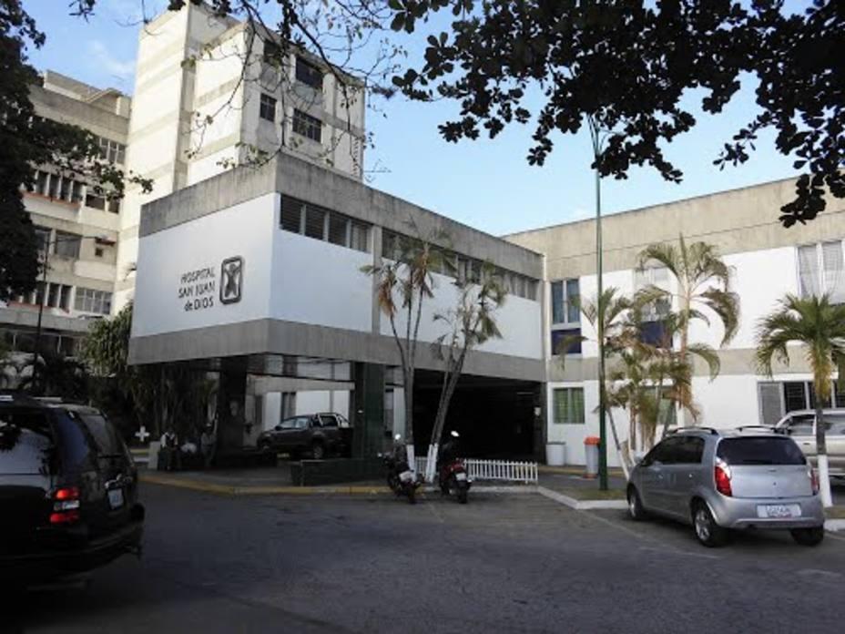 Risultati immagini per Hospital San Juan De Dios de Caracas