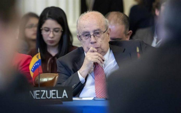 Gustavo Tarre, embajador de Venezuela ante la OEA