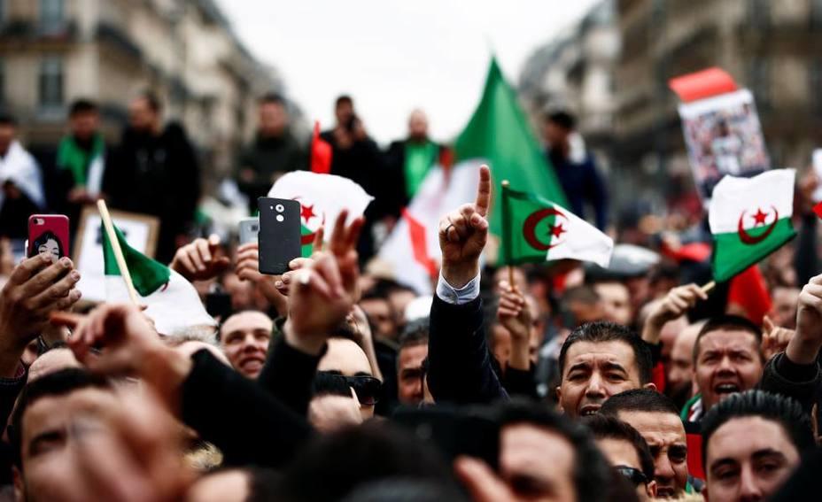 Protestas en Argelia llegaron a su semana 39 a pesar de la represión - El Nacional