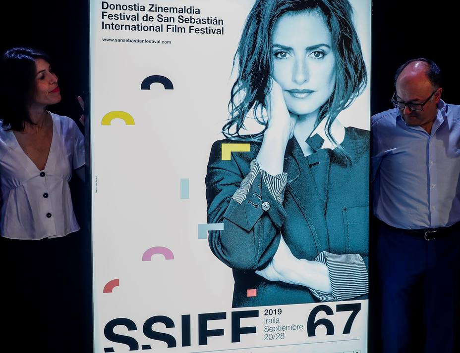 Penélope Cruz Premio Donostia Del 67 Festival De Cine De