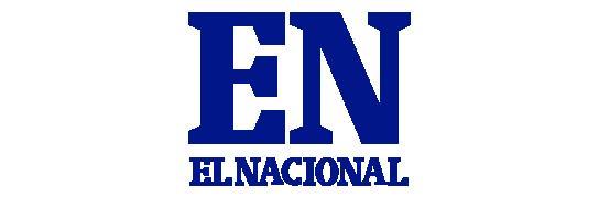 Resultado de imagen para logo elnacional.com