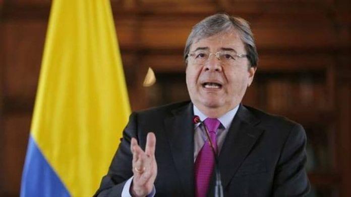 Carlos Holmes Trujillo respaldó informe de la AN sobre guerrilleros en Venezuela