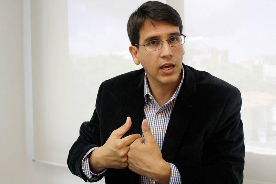 """Henkel García: """"Hoy el financiamiento en Venezuela es a pulmón propio"""""""
