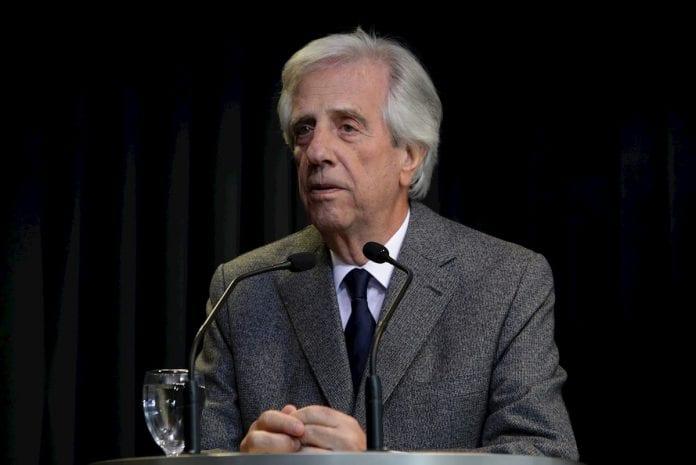 Presidente de Uruguay fue diagnosticado con tumor posiblemente maligno