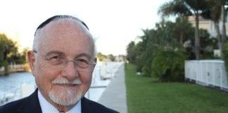 Guaidó nombró al rabino Pynchas Brener como embajador ante Israel