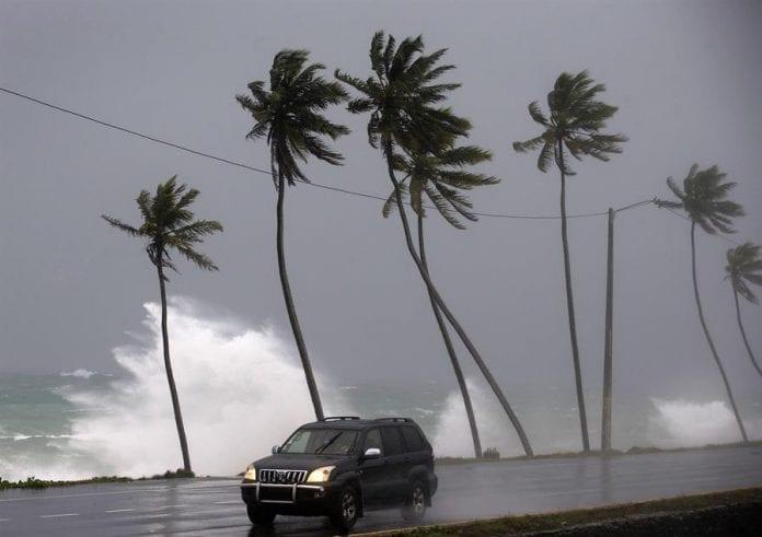 Barbados tormenta Dorian