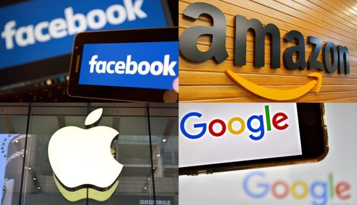 Google, Facebook y Amazon consideraron discriminatorio el impuesto francés