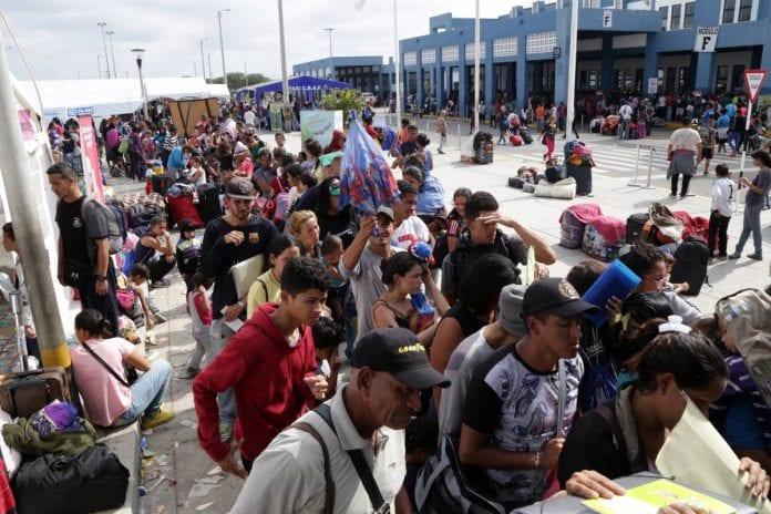 AN pedirá activación de sistema humanitario a Ecuador