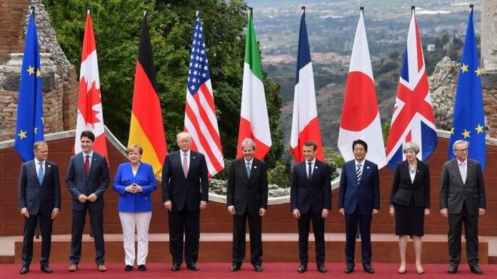 Japón considera la discusión de admitir a Rusia en el G7