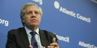 Luis Almagro es respaldado por candidatos presidenciales de Uruguay