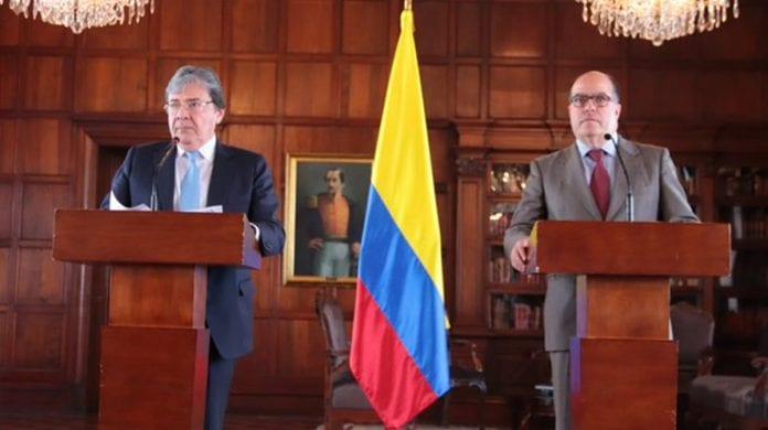 Julio Borges terrorismo en la región