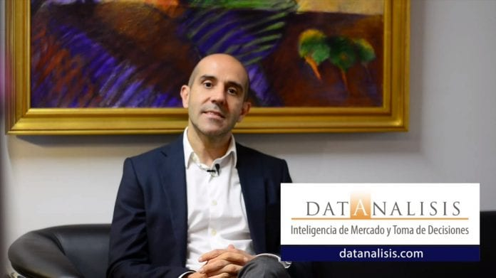 Carlos Jiménez, director de Datanálisis