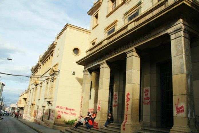 casco histórico de Mérida