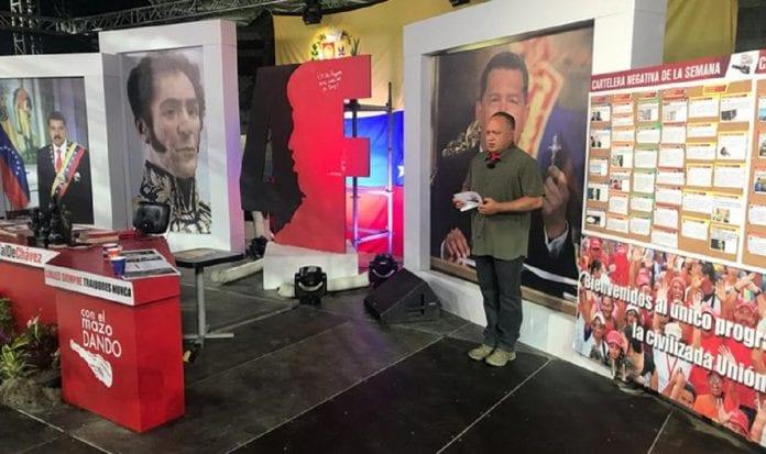 Diosdado Cabello reiteró que elecciones de la AN podrían ser en enero
