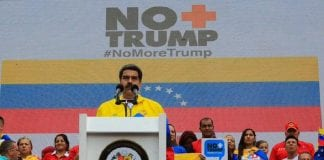 Maduro pidió a la ONU exigir a EE UU el cese del bloqueo