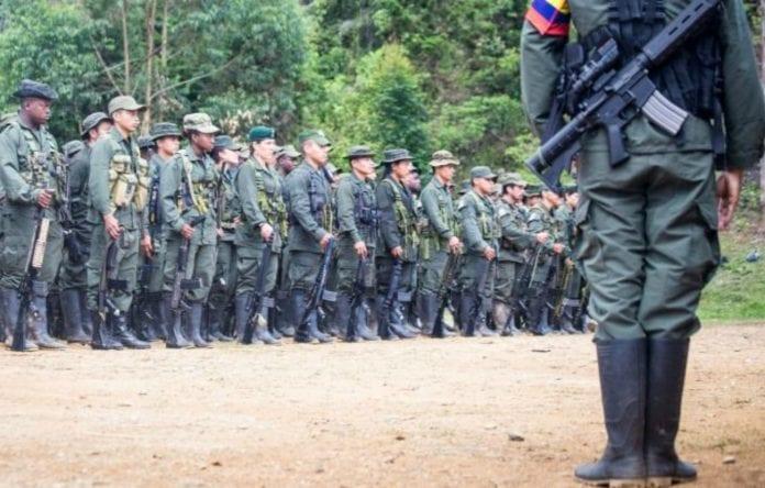 FARC - Guerrilla colombiana - La Haya