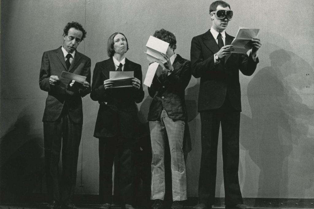 The Byrd Hoffman School of Byrds