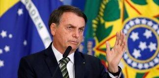 Jair Bolsonaro. Presidente de Brasil