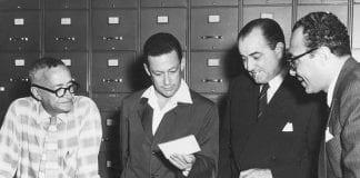 Juan Liscano y MOS