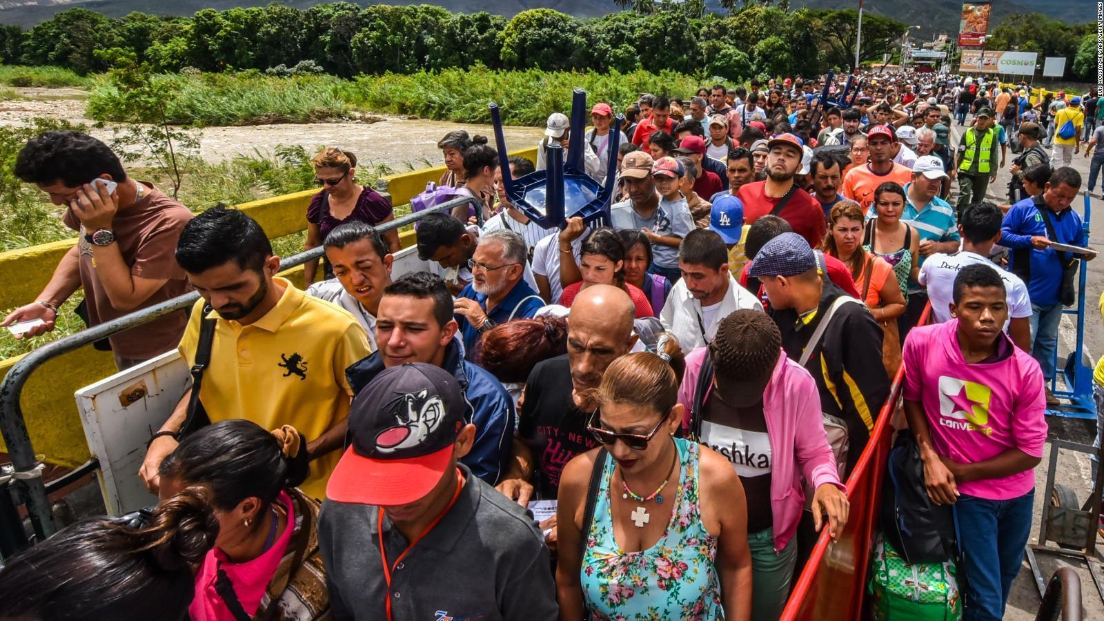 Acnur pide en Brasil que países continúen con acogida de venezolanos