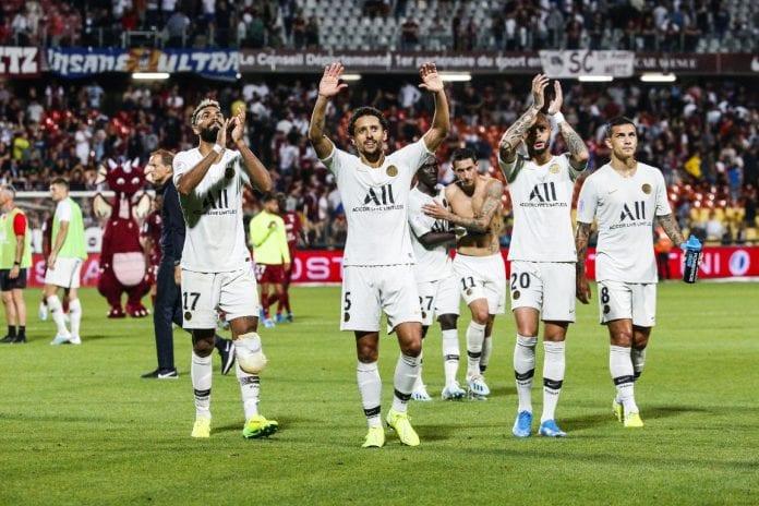 PSG ganó sin sus estrellas