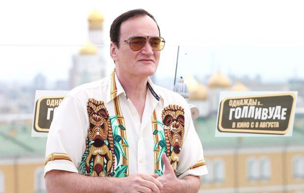 Quentin Tarantino espera a su primer bebé junto a su esposa