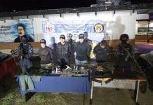 Detenidos en Petare 3 funcionarios policiales y un civil