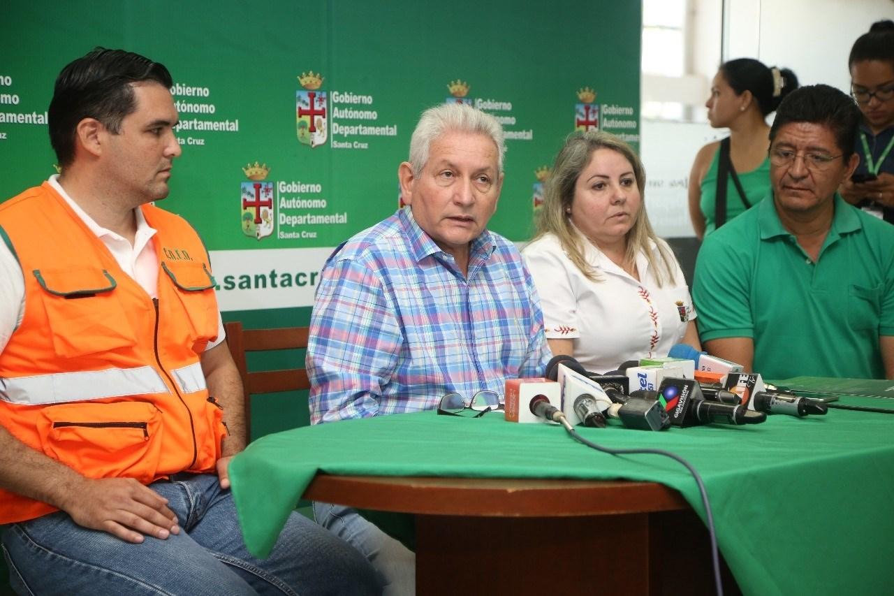 Carvajal ratifica paro cívico para este miércoles en ocho departamentos