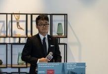 Simon Cheng, empleado del consulado