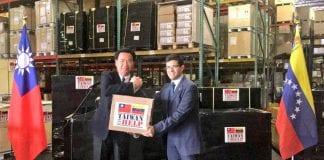 Ayuda humanitaria de Taiwán
