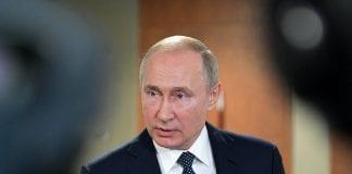 Vladimir Putin confirmó su asistencia a la cumbre APEC en Chile