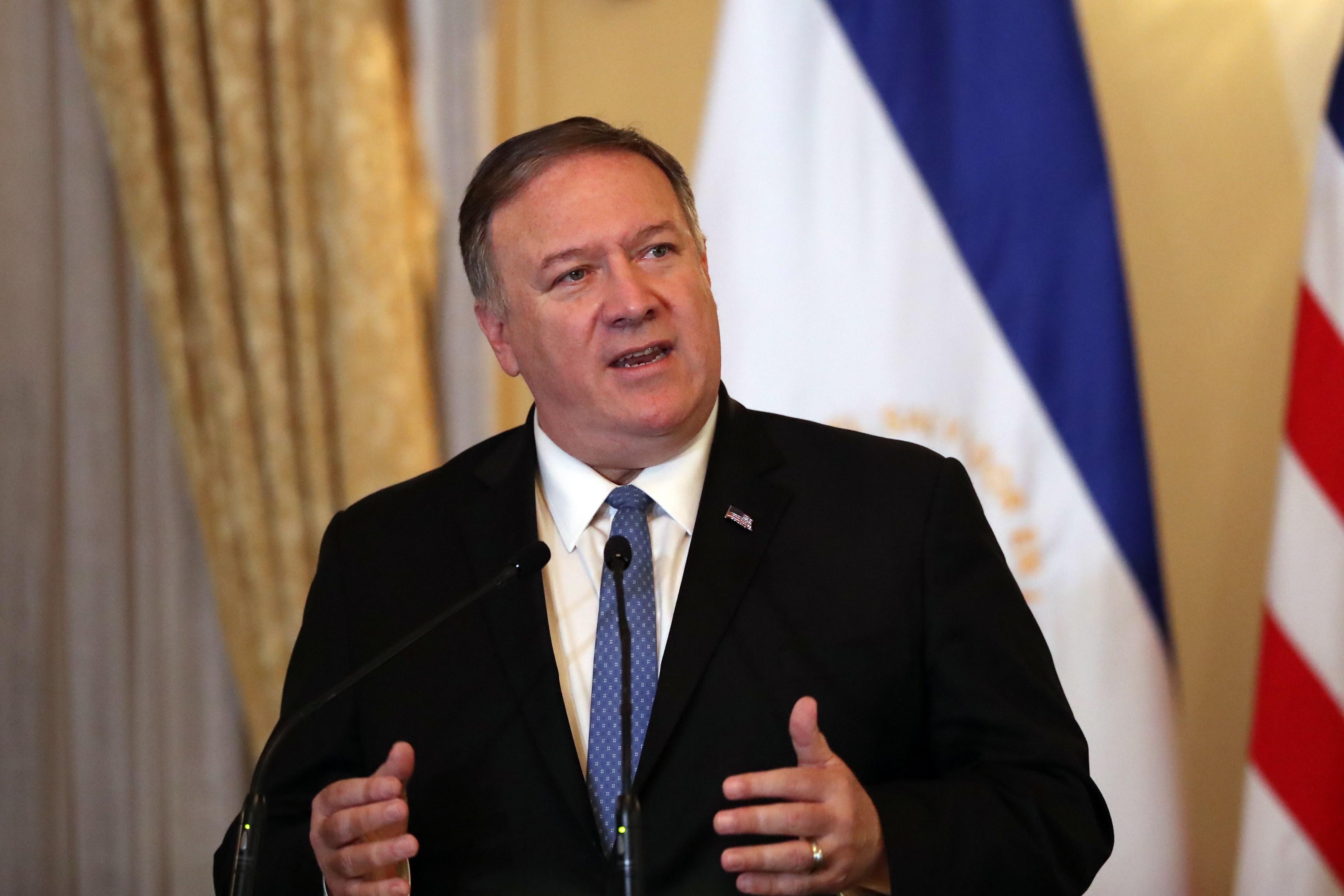 Pompeo viaja a Canadá para discutir sobre relación bilateral y Venezuela