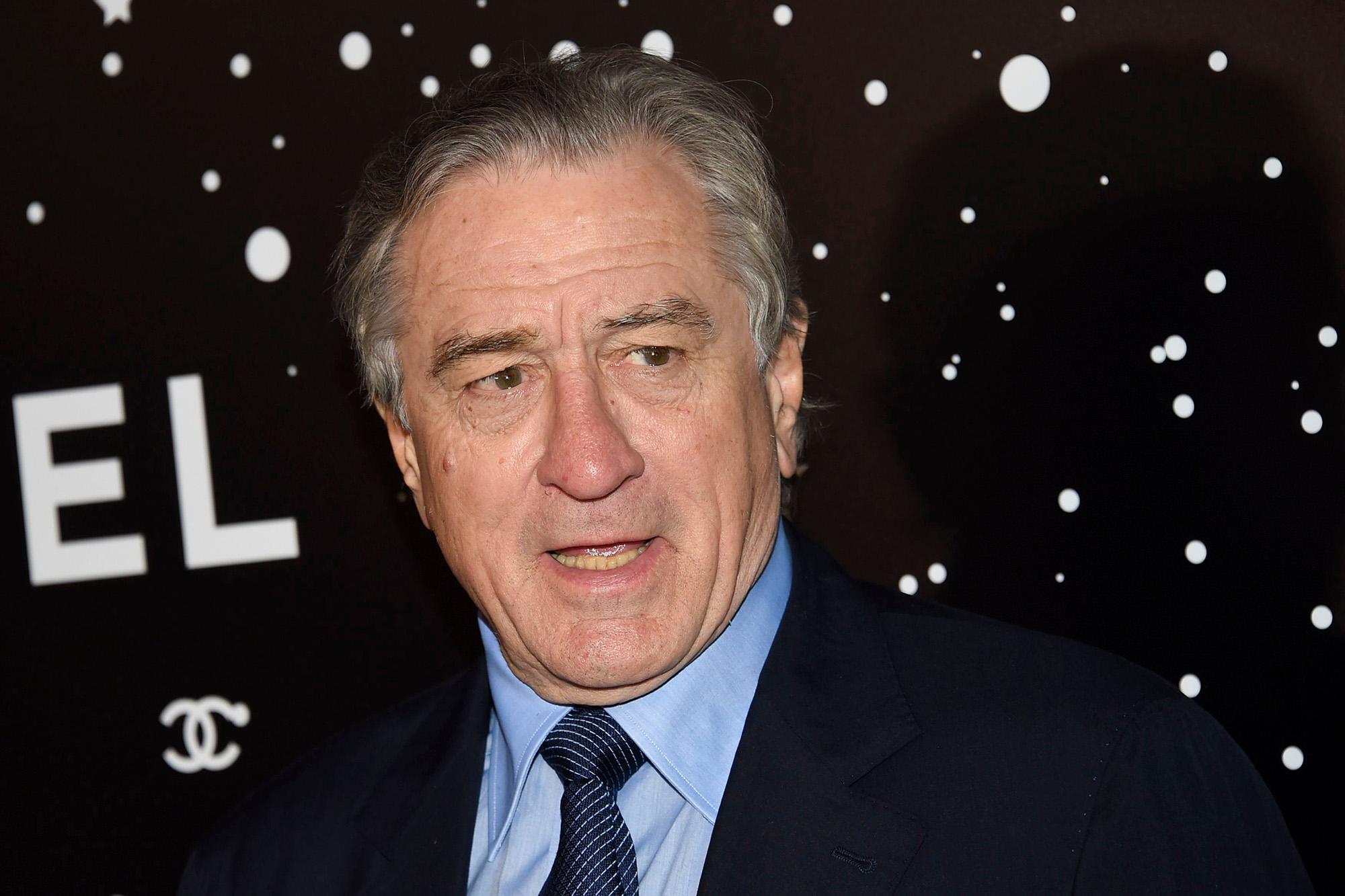 Robert De Niro presenta una demanda millonaria contra una exempleada