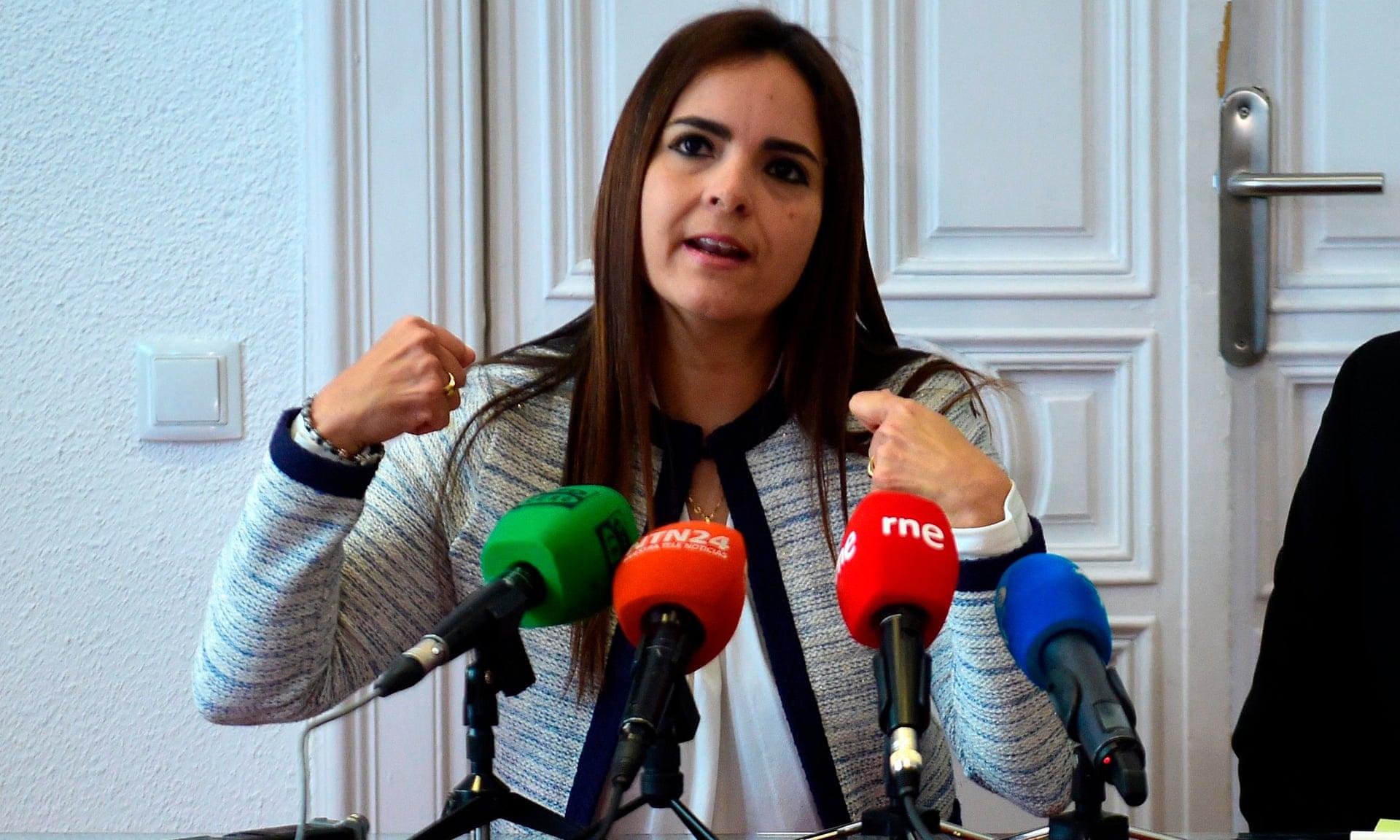 Tamara Suju denunció allanamiento de su vivienda en Caracas