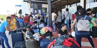 La Asociación de migrantes considera que actualmente son algo más de 300.000 los que se encuentran en territorio ecuatoriano