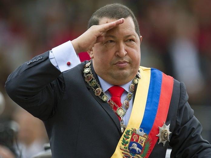 chávez FARC