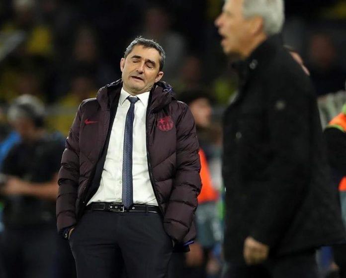 Valverde sigue sin rumbo