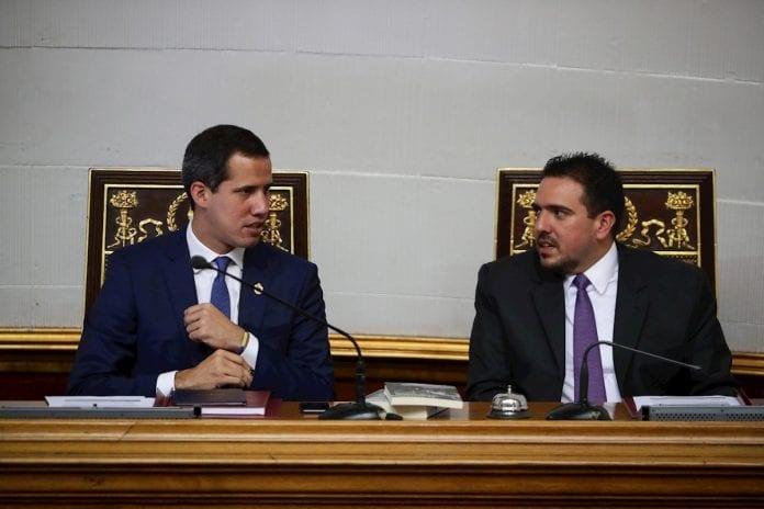 Stalin González - Juan Guaidó - mecanismos internacionales - Sesión Permanente