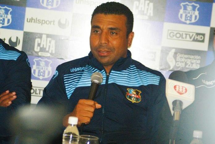 Alexander Rondón asumió las riendas del Zulia Fc