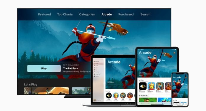 Apple dio este martes fecha de lanzamiento de Arcade